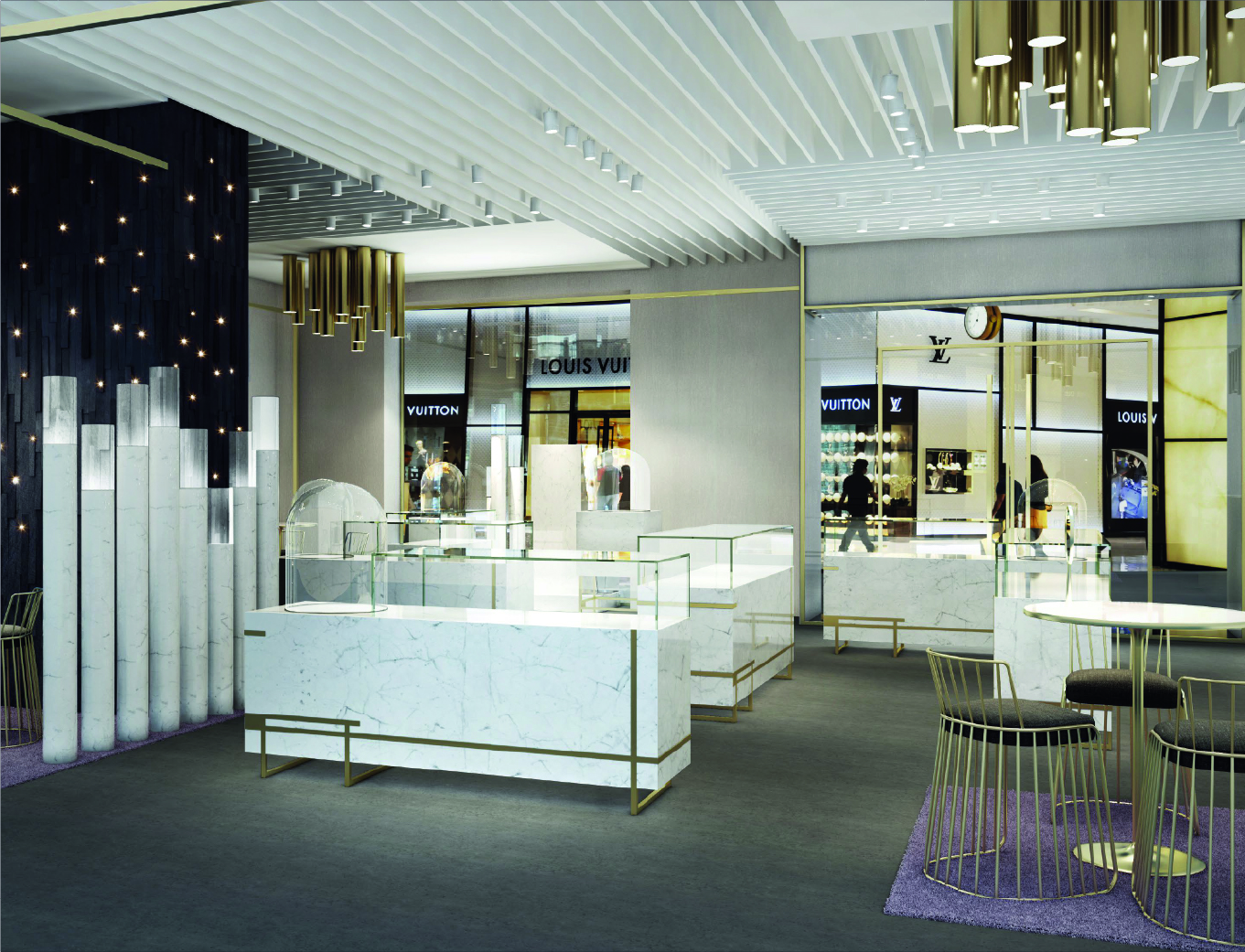 Venti premium women jewellery luxury brand retail store header image