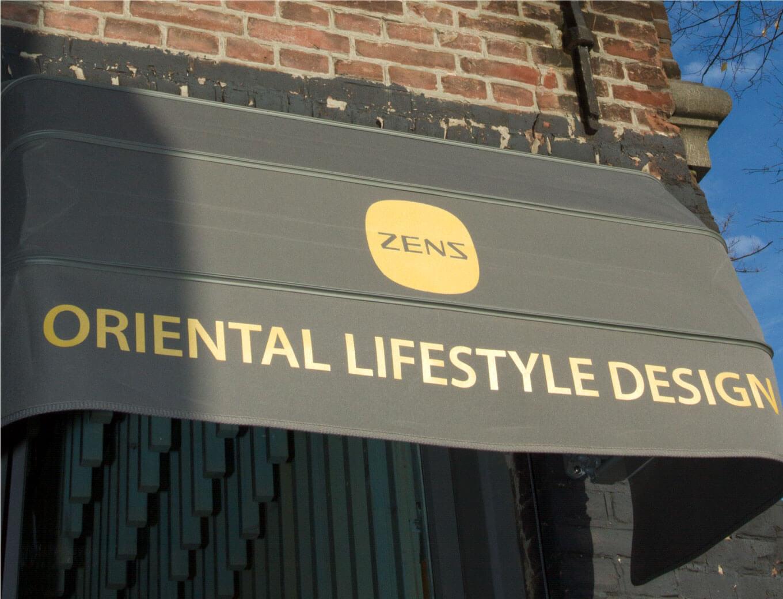 Amsterdam lifestyle ceramics store entrance Amsterdam
