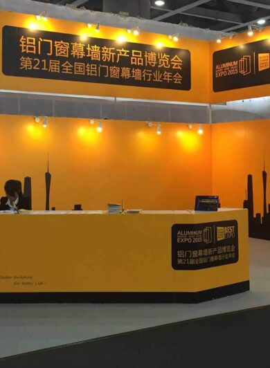 best expo brand design event counter