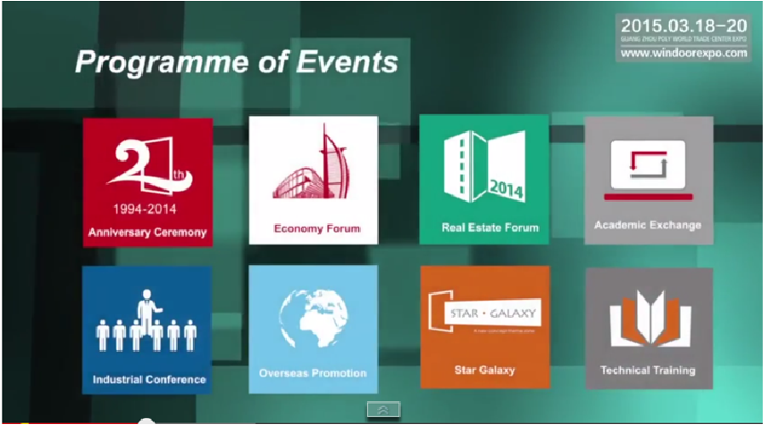best expo Guangzhou activation event program overview