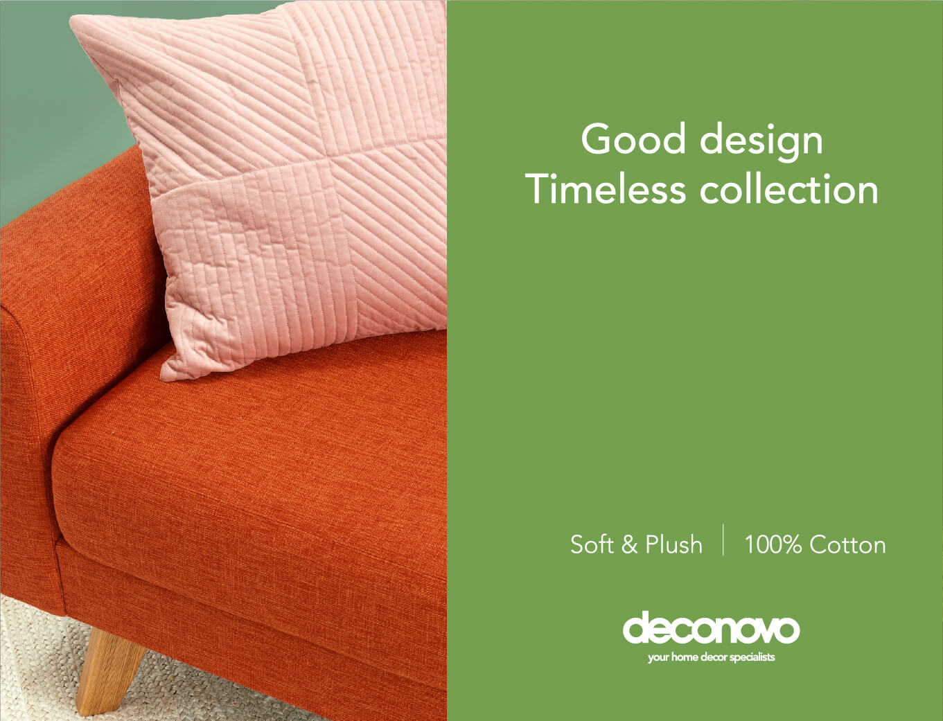 good home decoration design collection by deconovo