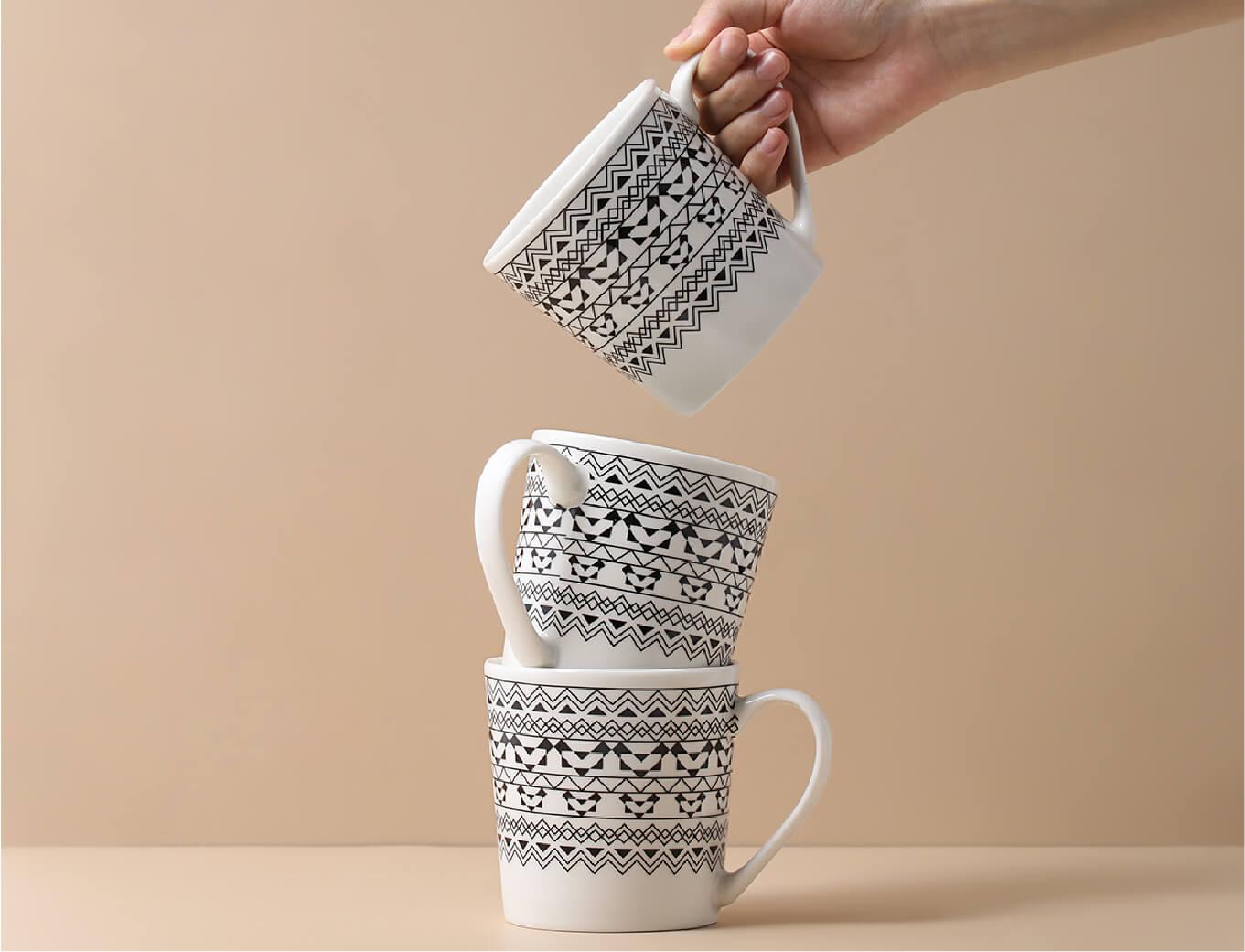 Dowan tableware designer coffee cups