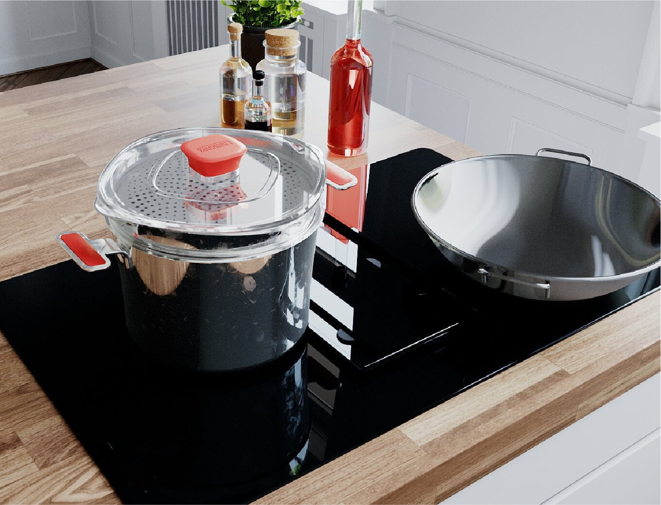 Honcook_Design_Cookware_Branded_Design_Activation_Kitchen
