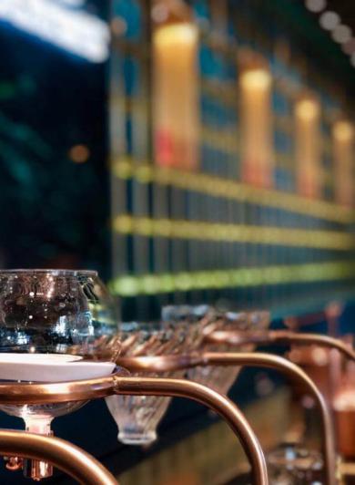 teatones night bar view