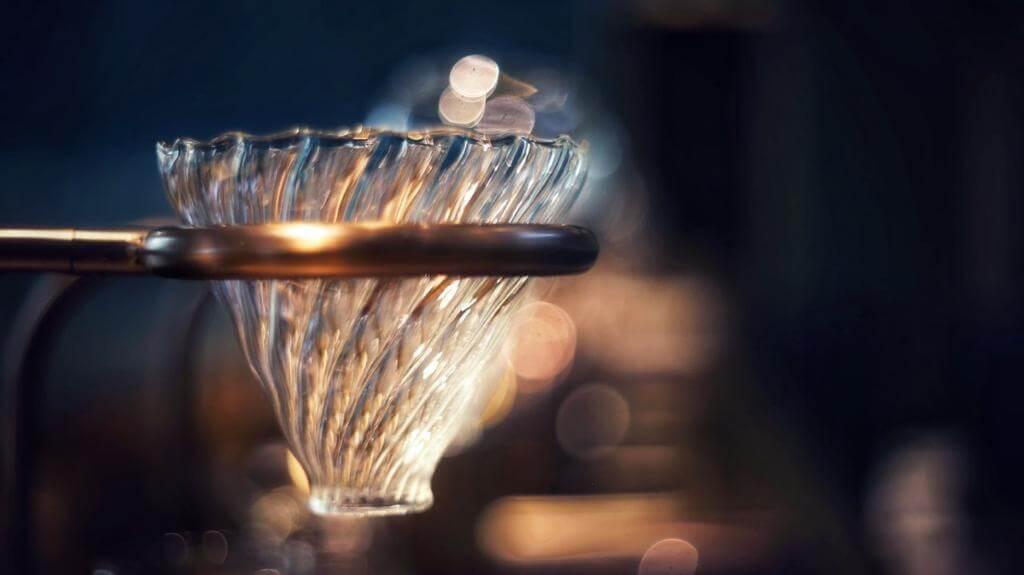 teatones tea filter funnel