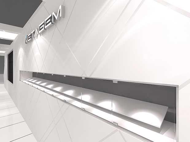 metagem interior design wall